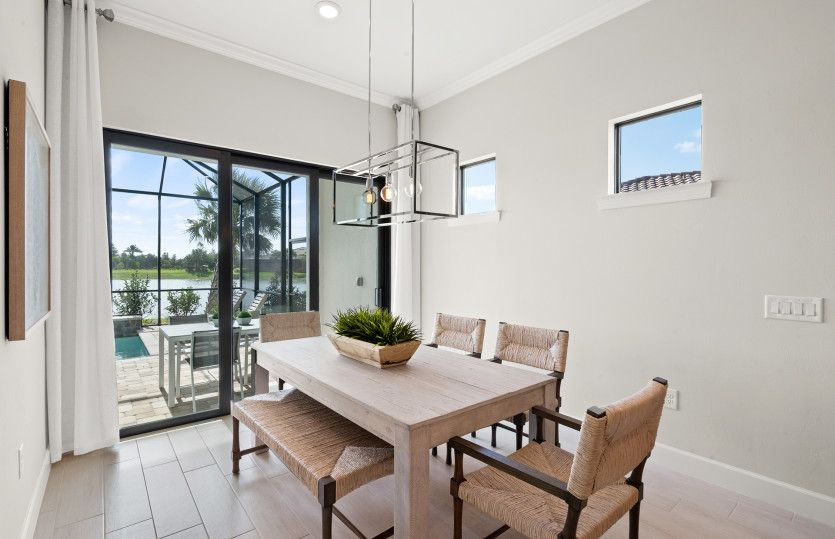 Living Area featured in the Prestige By Pulte Homes in Punta Gorda, FL