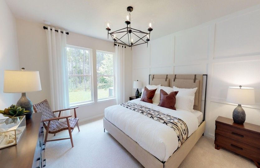 Bedroom featured in the Prosperity By Pulte Homes in Punta Gorda, FL