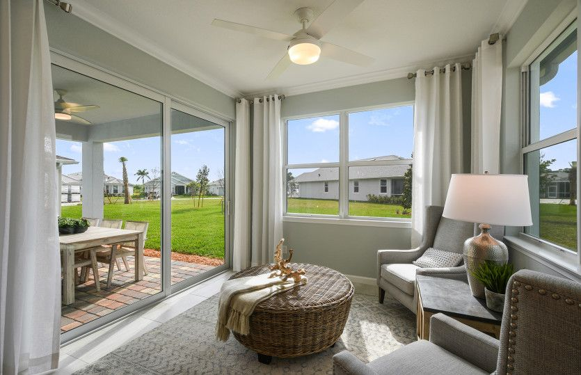 Living Area featured in the Prosperity By Pulte Homes in Punta Gorda, FL