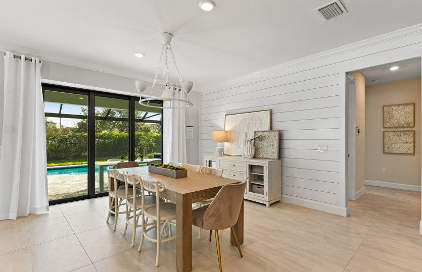 Living Area featured in the Reverence By Pulte Homes in Punta Gorda, FL