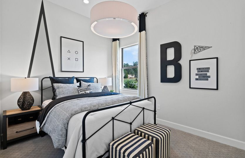 Bedroom featured in the Stellar By Pulte Homes in Punta Gorda, FL