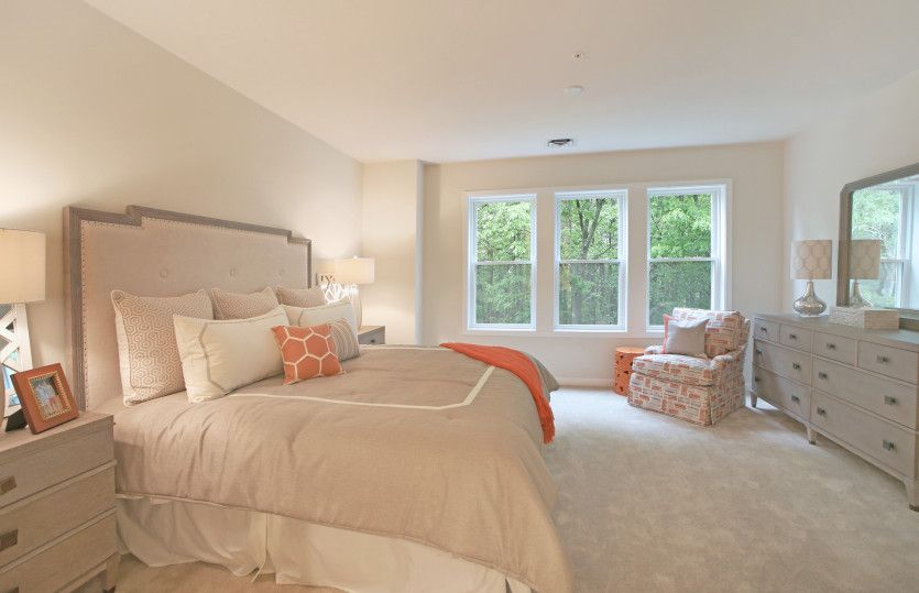 Bedroom featured in the Berkshire By Pulte Homes in Boston, MA