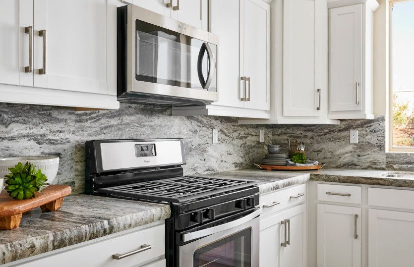 Kitchen featured in the Pathmaker By Pulte Homes in Riverside-San Bernardino, CA