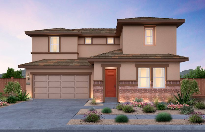 Exterior featured in the Roslyn By Pulte Homes in Oakland-Alameda, CA