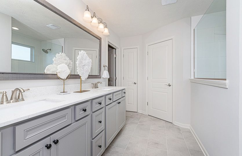 Bathroom featured in the Castleton By Pulte Homes in Indianapolis, IN