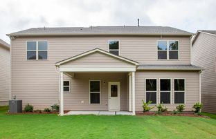 Rhodes - Castleford Reserve: Matthews, North Carolina - Pulte Homes