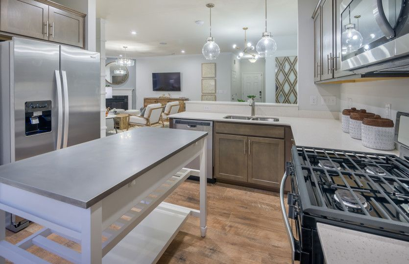 Kitchen featured in the Harris By Pulte Homes in Raleigh-Durham-Chapel Hill, NC