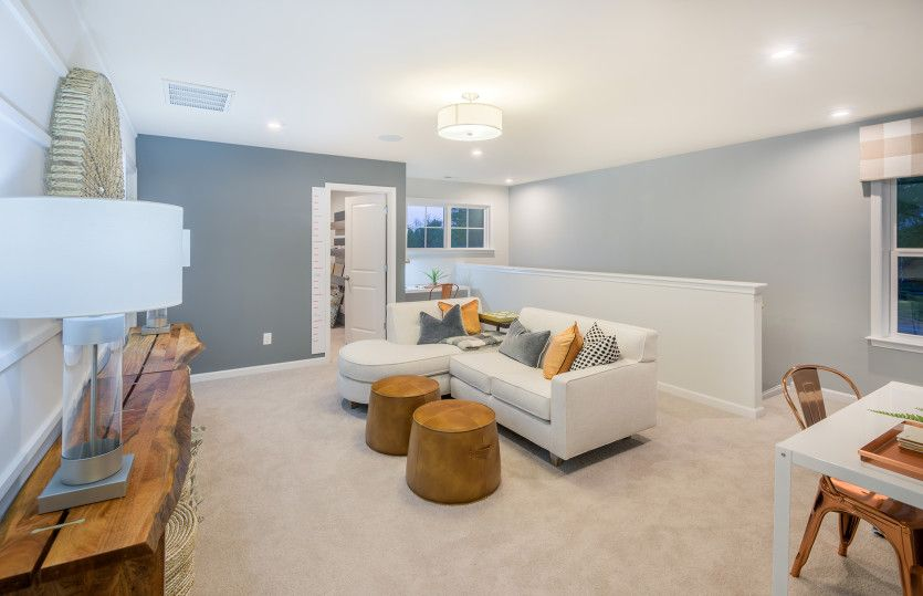 Living Area featured in the Harris By Pulte Homes in Raleigh-Durham-Chapel Hill, NC
