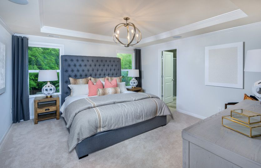 Bedroom featured in the Harris By Pulte Homes in Raleigh-Durham-Chapel Hill, NC