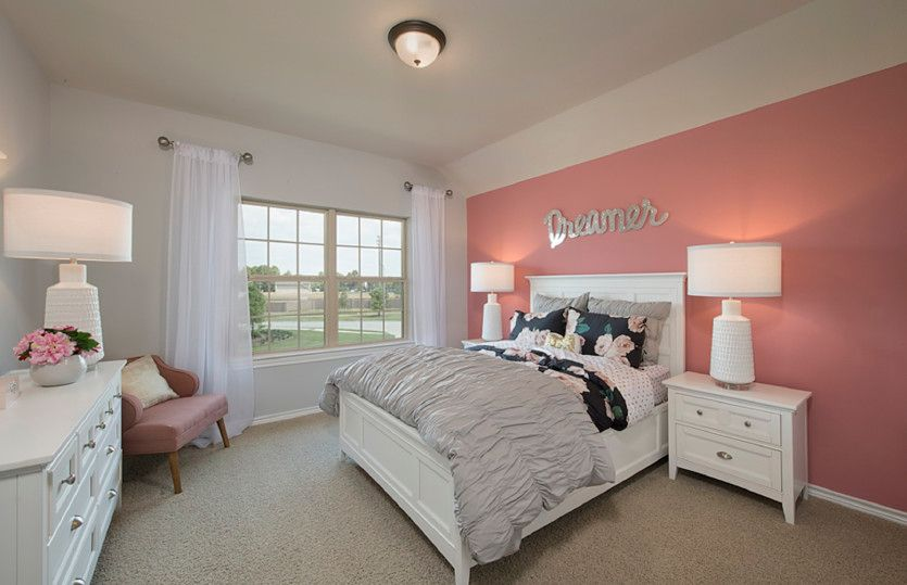 Bedroom featured in the Caldwell By Pulte Homes in Austin, TX