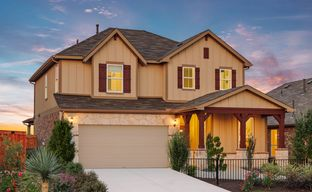 Hidden Oak by Pulte Homes in Austin Texas