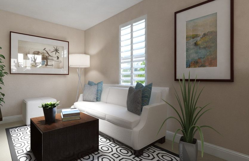 Living Area featured in the Nelson By Pulte Homes in Houston, TX