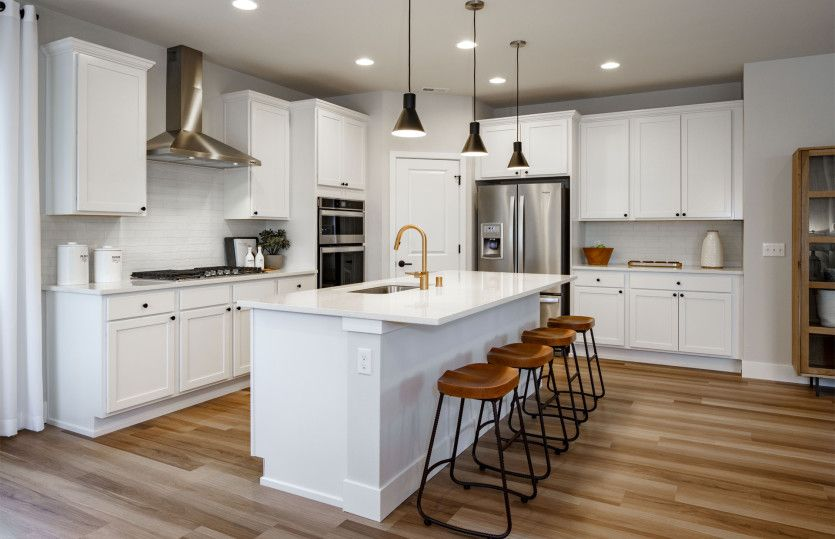 Kitchen featured in the Holman By Pulte Homes in Seattle-Bellevue, WA