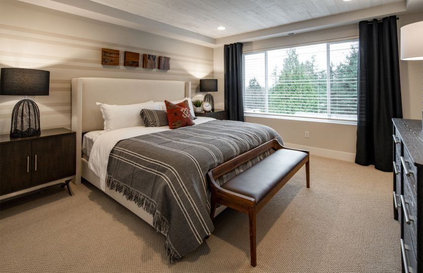 Bedroom featured in the Holman By Pulte Homes in Seattle-Bellevue, WA