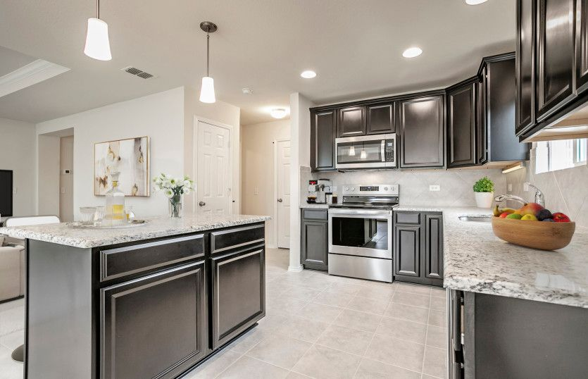 Kitchen featured in the Serenada By Pulte Homes in Fort Worth, TX