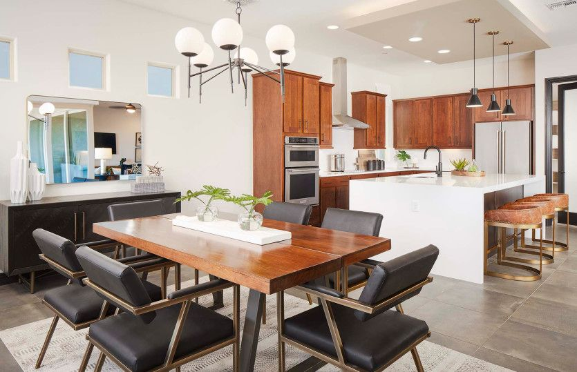 Kitchen featured in the Patagonia By Pulte Homes in Tucson, AZ