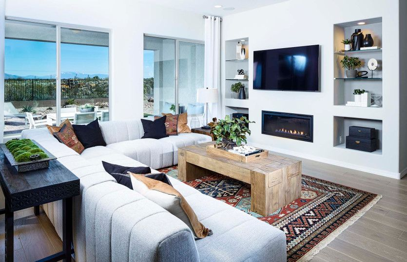 Living Area featured in the Catalina By Pulte Homes in Tucson, AZ