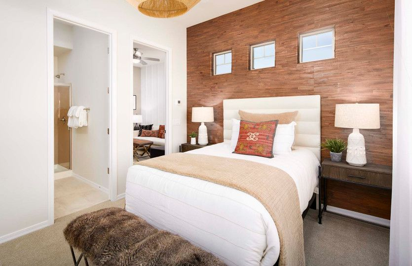 Bedroom featured in the Catalina By Pulte Homes in Tucson, AZ