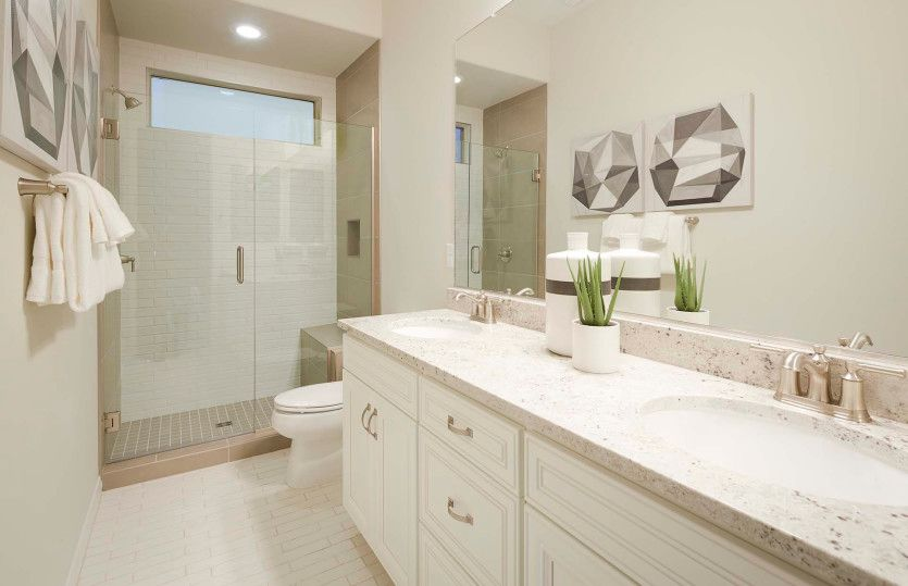 Bathroom featured in the Catalina By Pulte Homes in Tucson, AZ