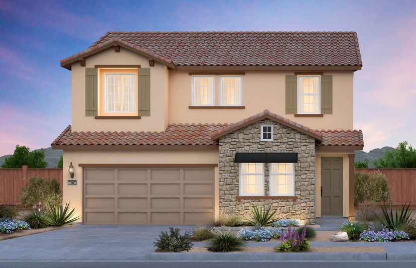 Exterior featured in the Waterville ALT By Pulte Homes in Oakland-Alameda, CA