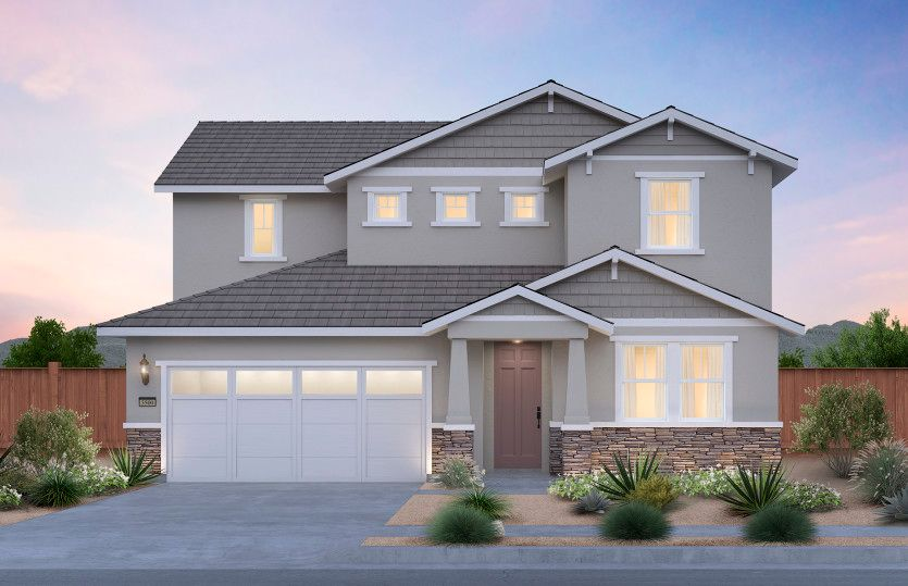 Exterior featured in the Ellensburg ALT By Pulte Homes in Oakland-Alameda, CA