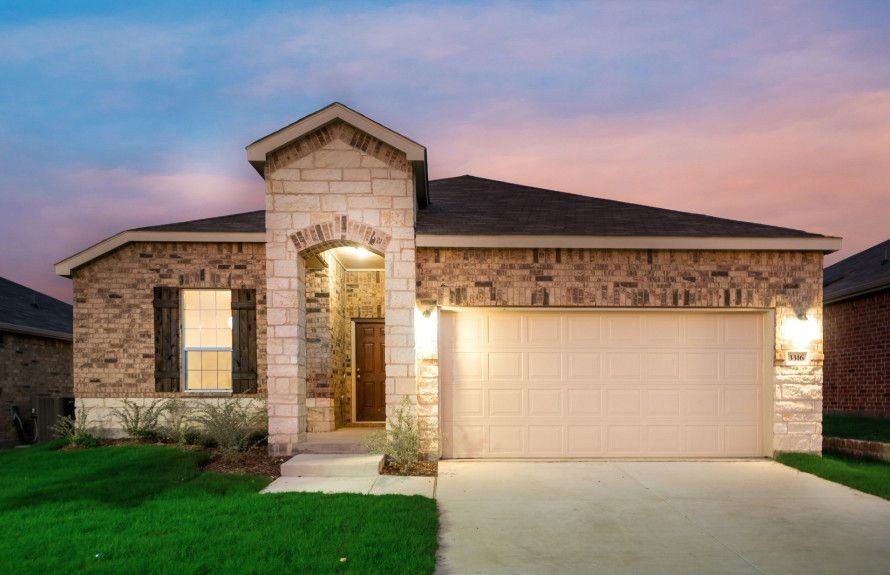 'Sunset Pointe' by Pulte Homes - Texas - Dallas in Fort Worth