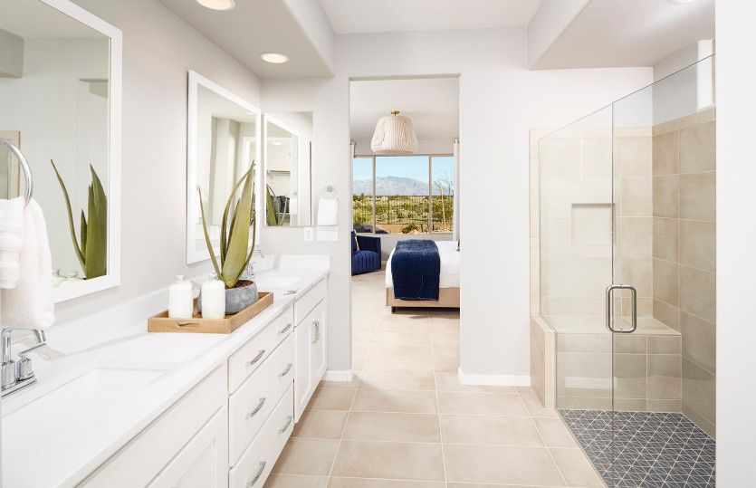 Bathroom featured in the Cantania By Pulte Homes in Tucson, AZ