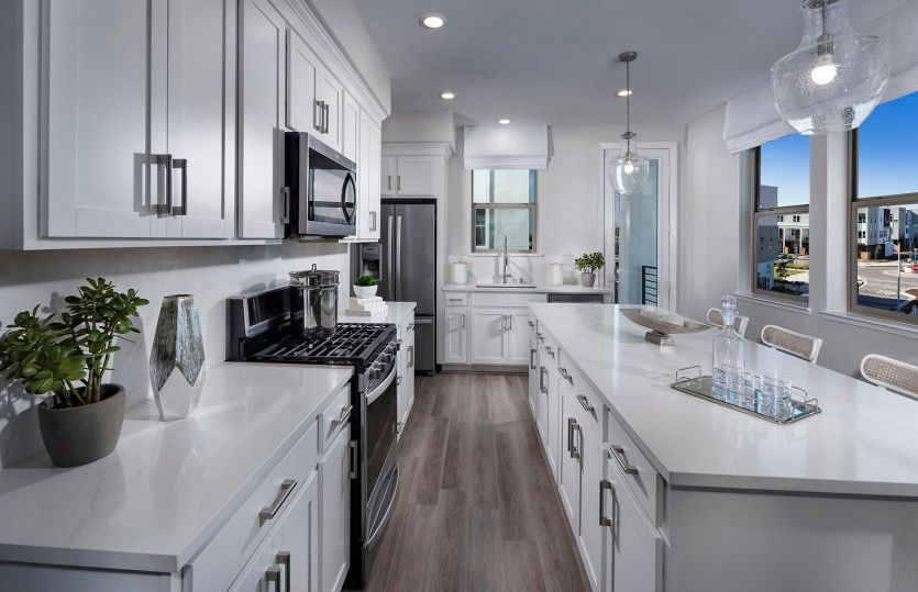 Kitchen featured in the Plan 3 By Pulte Homes in San Jose, CA