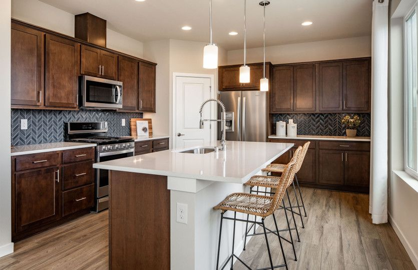 Kitchen featured in the Brinnon By Pulte Homes in Seattle-Bellevue, WA