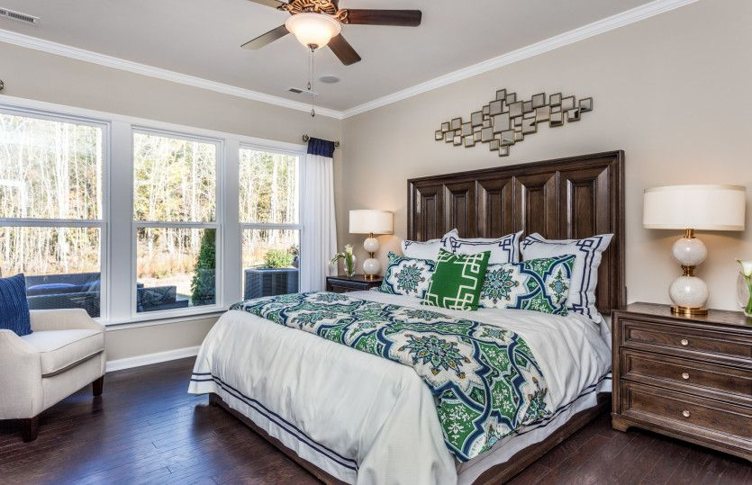 Bedroom featured in the Abbeyville By Pulte Homes in Raleigh-Durham-Chapel Hill, NC
