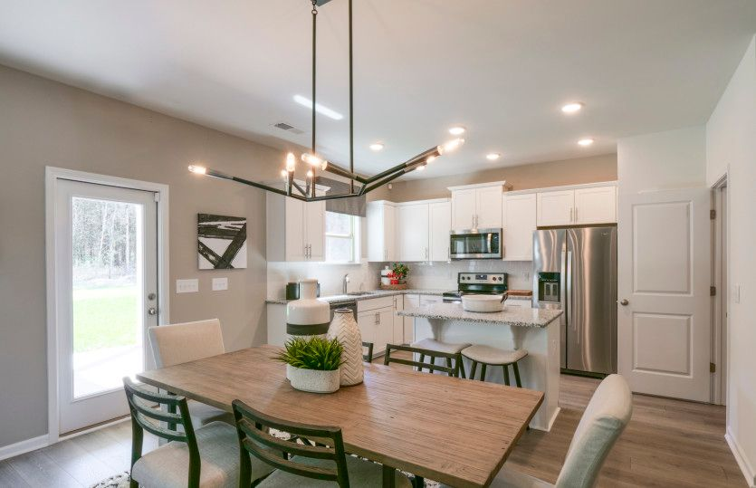Kitchen featured in the Aspire By Pulte Homes in Raleigh-Durham-Chapel Hill, NC