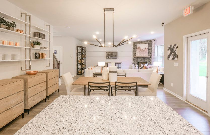 Living Area featured in the Aspire By Pulte Homes in Raleigh-Durham-Chapel Hill, NC