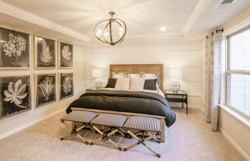 Bedroom featured in the Aspire By Pulte Homes in Raleigh-Durham-Chapel Hill, NC