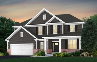 Maple Valley - Carpenters Mill: Powell, Ohio - Pulte Homes