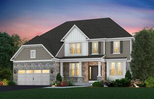 Woodside - Carpenters Mill: Powell, Ohio - Pulte Homes