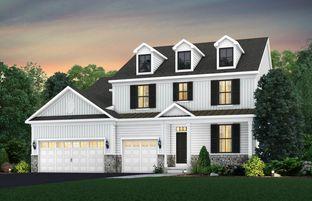 Allison II - Glenross: Delaware, Ohio - Pulte Homes