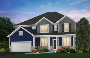Willwood - Carpenters Mill: Powell, Ohio - Pulte Homes