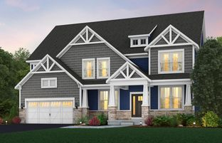 Deer Valley - Carpenters Mill: Powell, Ohio - Pulte Homes