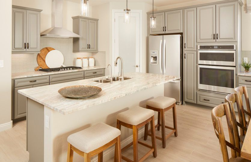 Kitchen featured in the Barletta By Pulte Homes in Phoenix-Mesa, AZ