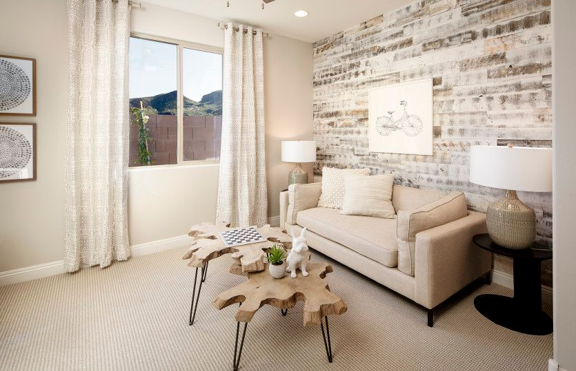 Living Area featured in the Barletta By Pulte Homes in Phoenix-Mesa, AZ