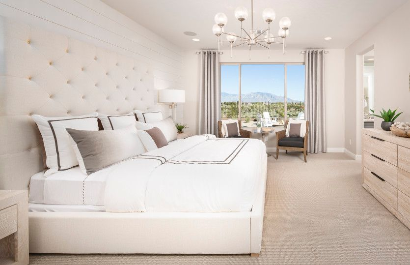 Bedroom featured in the Barletta By Pulte Homes in Phoenix-Mesa, AZ