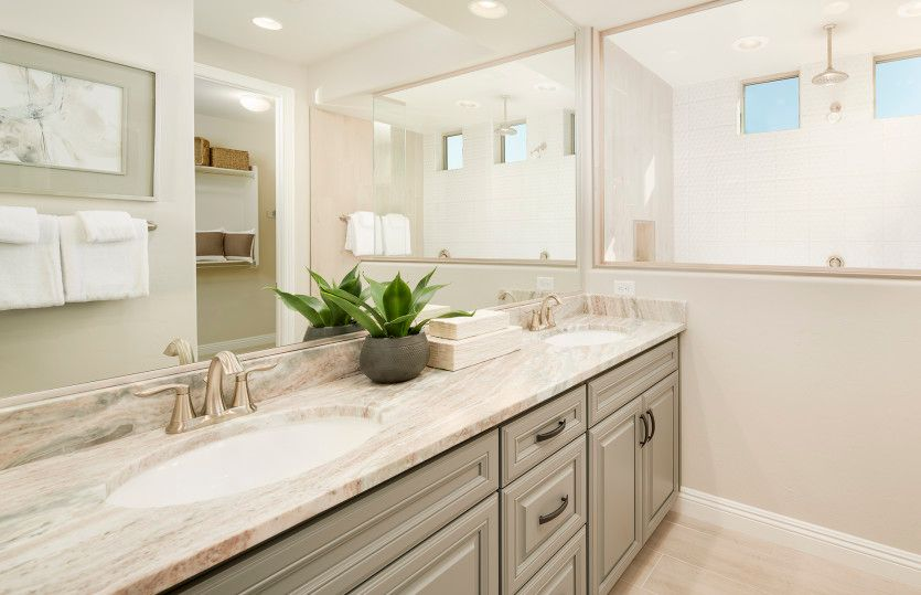 Bathroom featured in the Barletta By Pulte Homes in Phoenix-Mesa, AZ