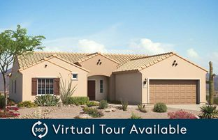 Arroyo - Parkside at Anthem at Merrill Ranch: Florence, Arizona - Pulte Homes