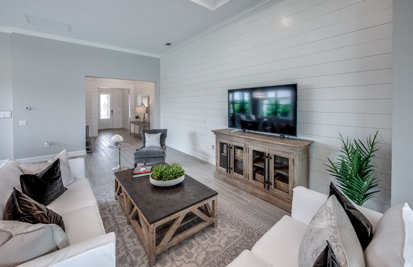 Living Area featured in the Pompeii By Pulte Homes in Naples, FL