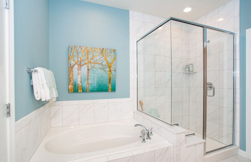 Bathroom featured in the Florence By Pulte Homes in Boston, MA
