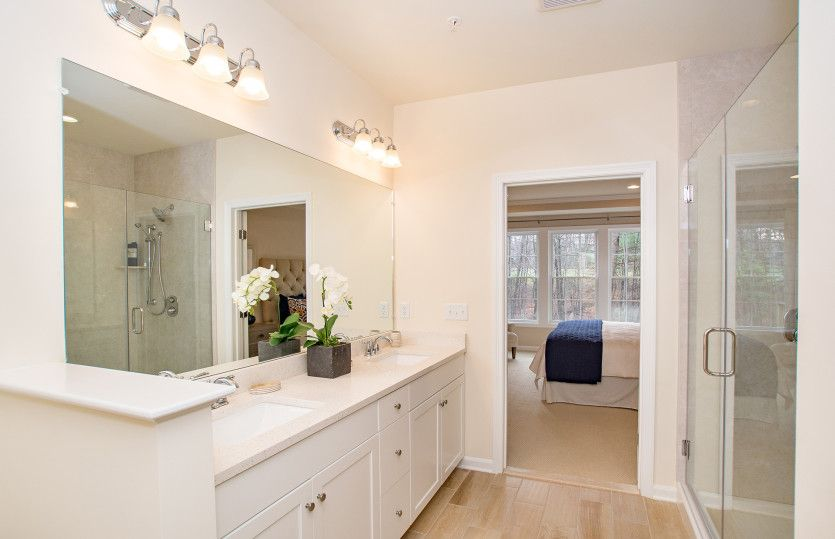 Bathroom featured in the Milan By Pulte Homes in Boston, MA
