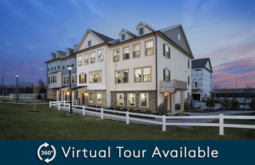 Exterior featured in the Fairwood By Pulte Homes in Essex County, NJ