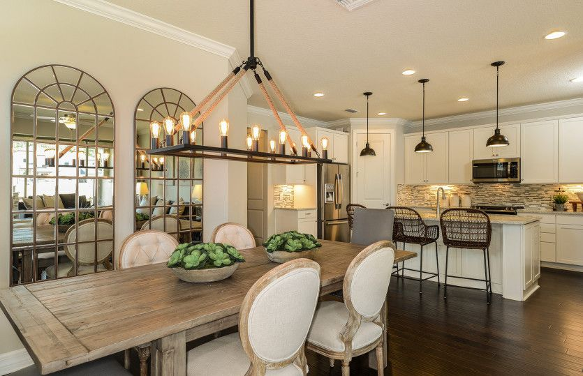 Kitchen featured in the Arbordale By Pulte Homes in Dallas, TX