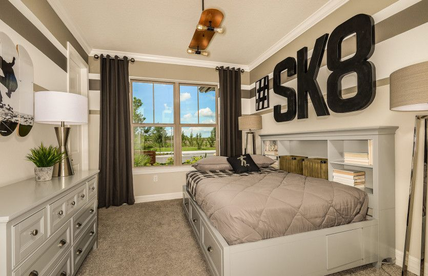 Bedroom featured in the Arbordale By Pulte Homes in Dallas, TX