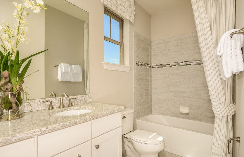 Bathroom featured in the Arbordale By Pulte Homes in Dallas, TX